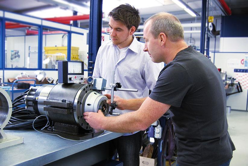 gmn usa-spindle repair
